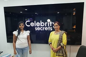 Celebrity Secrets actors