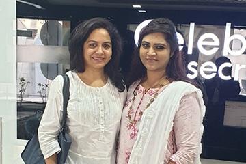 Celebrity Secrets sunitha