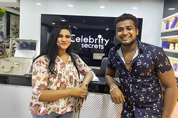 Celebrity Secrets rahul