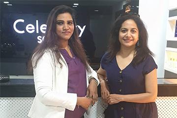 Celebrity Secrets sunitha singer