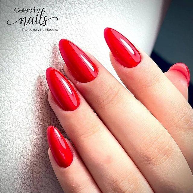 Celebrity nails